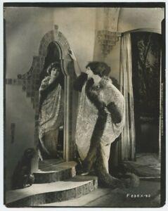 ELSIE FERGUSON original movie GLAMOUR photo 1921 FOOTLIGHTS