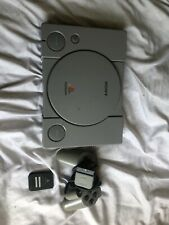 ORIGINAL Sony PlayStation 1 Launch Edition Console - Gray