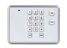 2GIG 2GIG-PAD1-345 WIRELESS SECONDARY ALARM KEYPAD SECURITY GO GC2 GC3 CP21 NEW