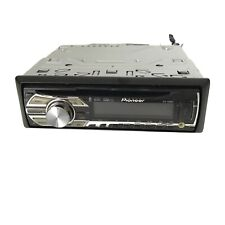 PIONEER DEH-4500BT Car Radio MP3 CD Player Bluetooth Removable Face - UNTESTED