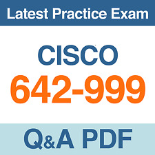 Implementing Cisco Data Center Unified Computing Practice Test 642-999 Q&A PDF