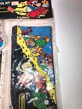 Vintage 1988 Nintendo School Kit Very Rare New Never Opened Mint Mario Zelda