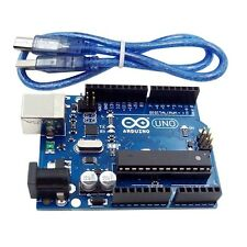 New ATmega328P CH340G Replace ATmega16U2 UNO R3 USB Board+USB Cable for Arduino