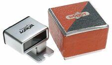 SCHNEIDER REFLEX ROBOT SUCHER VISEUR FINDER f=75mm CHROME HOT SHOE BOX EXCELLENT