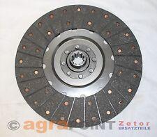 - NEU - Zetor 50super - Kupplungsscheibe 350mm  - S17.1730  by agrapoint.de