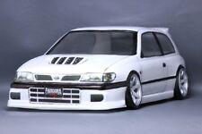Pandora 1:10 RC Clear Lexan Body Nissan Pulsar GTI-R GTIR suit race or drift