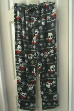 Jack Skellington Nightmare Before Christmas Sleep Pants Pajamas Plush Soft