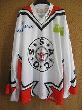 Maillot Roller Hockey La Rochelle Old Star Cit Dessaint Jersey Waterman - XXL