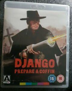 Django, Prepare a Coffin Blu-ray