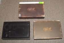 NO GAME BOX ONLY for Fallout New Vegas Collector's Edition XBOX 360