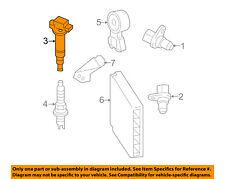 Scion TOYOTA OEM 12-15 iQ-Ignition Coil 9091902257