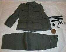 Toys City German private jacket and trousers 1/6th scale toy accessory