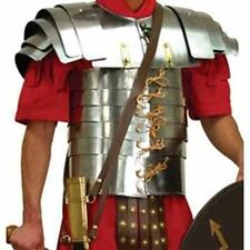 ROMAN SOLDIER LEGIONAIRE CENTURION Brown Leather BALDRIC BELT For Gladius SWORD