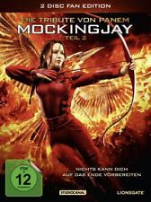 Die Tribute von Panem  Mockinjay Teil  2  Faneditition 2 DVD   NEU OVP