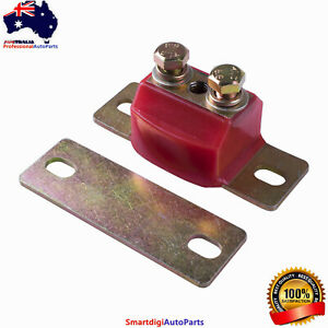 PU Red Energy Suspension Transmission Mount For Chev GM Turbo T350 T400 T700