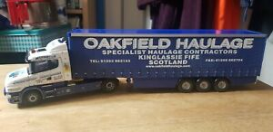 Corgi trucks 1 50 limited edition Scania T cab Oakfield Haulage