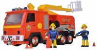 Feuerwehrmann Sam Jupiter 2.0 mit 2 Figuren