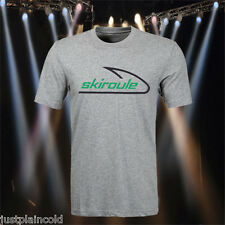 Skiroule vintage snowmobile style t-shirt