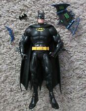 BATMAN BLACK SUIT DC UNIVERSE CLASSICS RARE JUSTICE LEAGUE MICHAEL KEATON