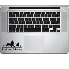 Hakuna Matata Decal Sticker for Trackpad Macbook Wall Car Wondow Cup Hard Hat