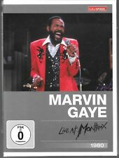 Marvin Gaye ‎– Live In Montreux 1980