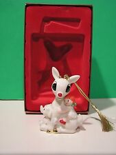 LENOX RUDOLPH'S MISFIT FRIENDS Ornament NEW in BOX Disney