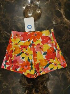 mayoral Age 4 Shorts Floral