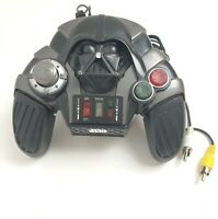 Star Wars Plug In & Play TV Video Game Darth Vader Controller Jakks Pacific