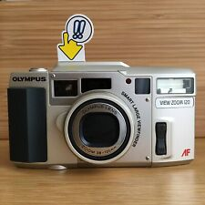 New Olympus View Zoom 120 Compact Film Camera | 38-120mm, Powerful Flash-light