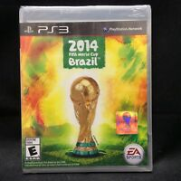 2014 FIFA World Cup Brazil (Sony PlayStation 3, 2014) BRAND NEW