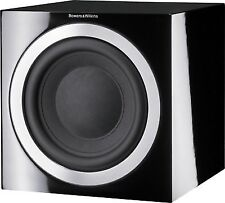 "Bowers & Wilkins Asw10cm 10"" 500w Subwoofer Mid Bass Woofer Speaker Lf01856"