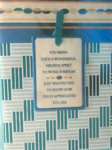 Papyrus Appreciation Card You Bring Wonderful Spirit to Work Every Day Thank You