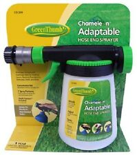 Hudson Green Thumb, Chameleon Hose End Sprayer