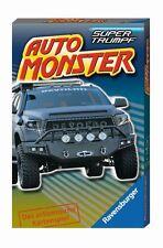 Ravensburger 20304 - Auto Monster Supertrumpf