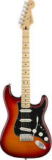 Fender Player Stratocaster® Plus Top Aged Cherry Burst - E-Gitarre