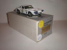 1/43 MM13C Corvette G.S. Coupe 1964 Road America 500 #67 Marsh Models