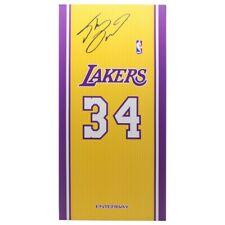 Enterbay NBA LA Lakers Shaquille O'Neal Real Masterpiece 1/6 Scale Figure