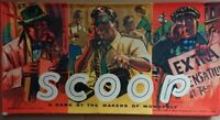 Vintage Waddingtons Scoop Board Game