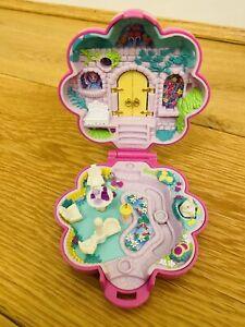 Vintage Polly Pocket Garden Surprise 1990 Bluebird Toys