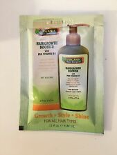 Organic Hair Energizer Hair Booster with Pro Vitamin-B5 0.15z(10 of Travel size)