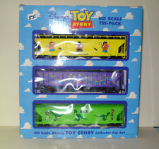 HO TRAIN IHC TOY STORY #1 TRI-PACK FROM 1996 NEW OLD STOCKP