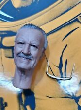 Hot Toys MMS545 Guardians of the Galaxy Stan Lee 1/6 Head W/ Sunglasses
