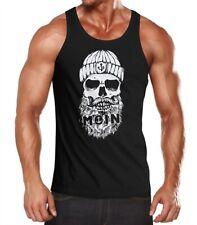 Caballeros Tank-Top moin anclaje calavera Skull muscular camisa muscle camisa neverless ®