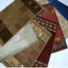 SALE! Fussmatten Türmatten ca. 50x80 cm Vorlagen aus Läufern, Sisal u. Teppich