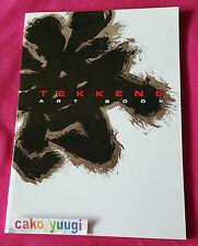 ARTBOOK TEKKEN 6 ARTBOOK FORMAT A4 100 PAGES COULEUR EN ANGLAIS TRES BON ETAT