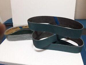 5 x 50mm x 1830mm Zirconium Abrasive Belt Various Grit MIX P-40,60,120,220