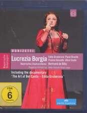 Edita Gruberova - CD Donizetti: Lucrezia Borgia Nuevo DVD