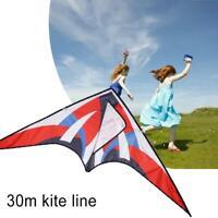 Riesige Rainbow Delta Kites für Kids u0026 Adults -47 'Wide Mit 30m Kite  Heiß
