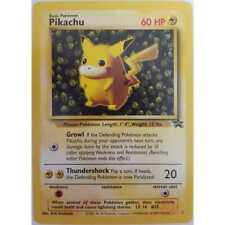 Pokemon Pikachu Promo 1 Black Star Wizard Of The Coast League 1999 deutsch MINT
