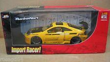 Jada Toys Toyota Swift Celica Yellow Car Racing Hart Import Racer Die-Cast 1:18